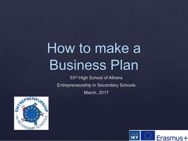Write it after you have finished the business plan (as a summary)