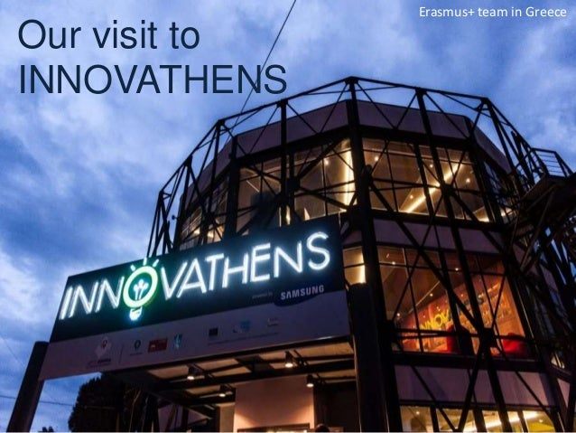 Our visit to INNOVATHENS Erasmus+ team in Greece