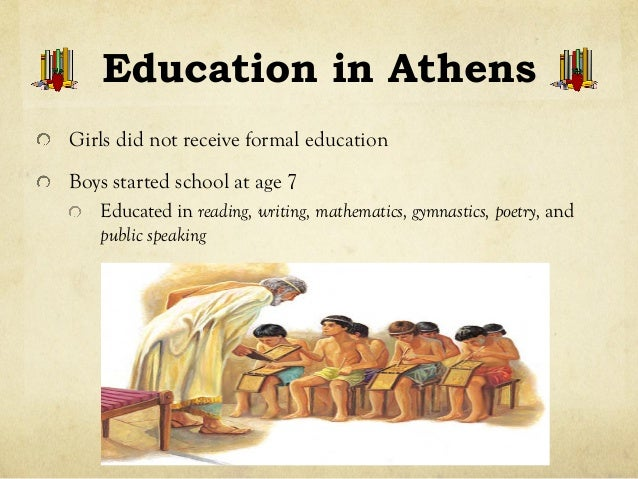 education in ancient athens School life in ancient athens home elements magazine community community home latest posts search forums education news teaching overseas us education.