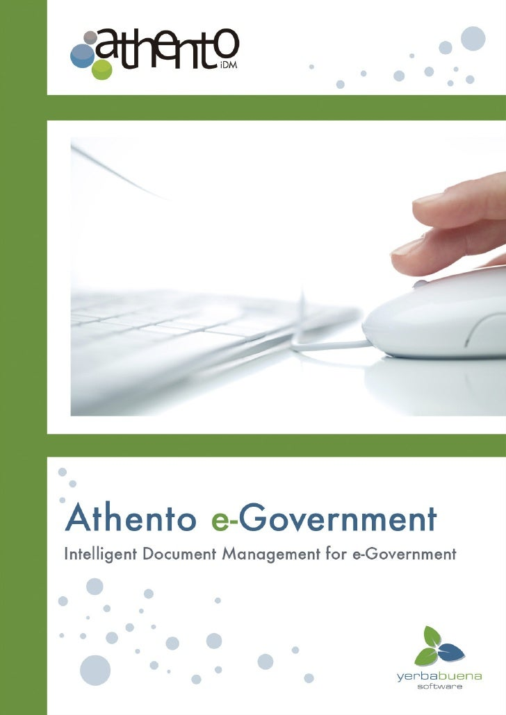 Why implement document management in public administration?Over 80% of the EU27 countries already have the provision of 20...
