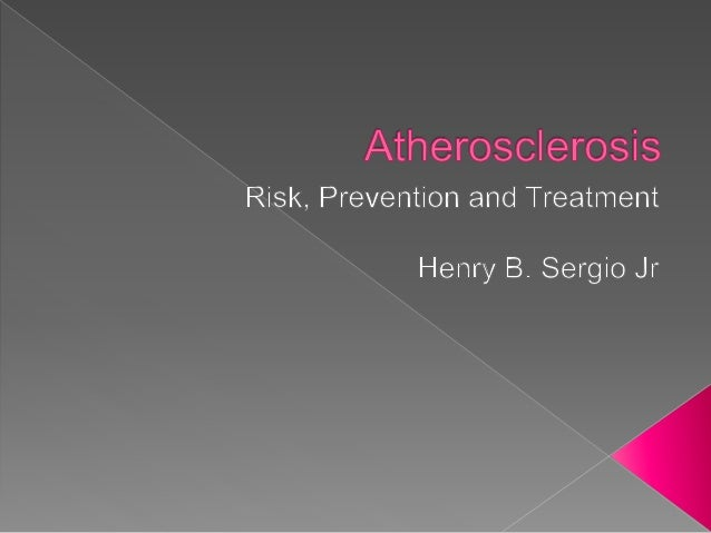 Atherosclerosis is degenerative. It isn't acquired during adulthood.