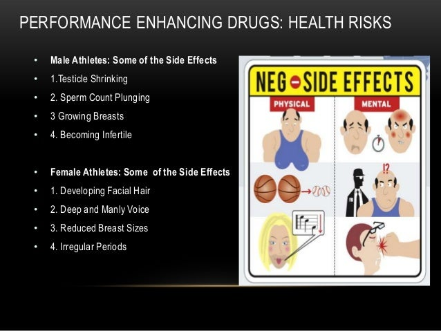 the widespread use of steroids for performance enhancement A brief history of performance enhancing brought the widespread use of amphetamines and steroids in the run for athletic steroid use to explode.