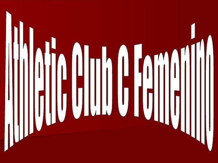 Athletic Club C Femenino