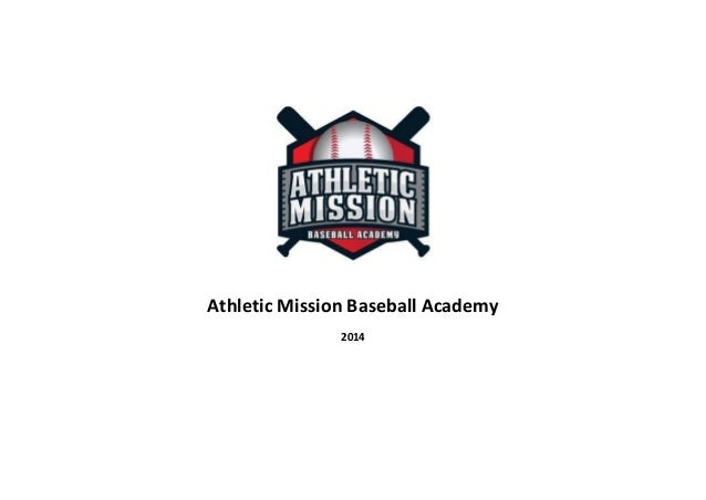 Athletic Mission Baseball Academy Hitting Flipbook