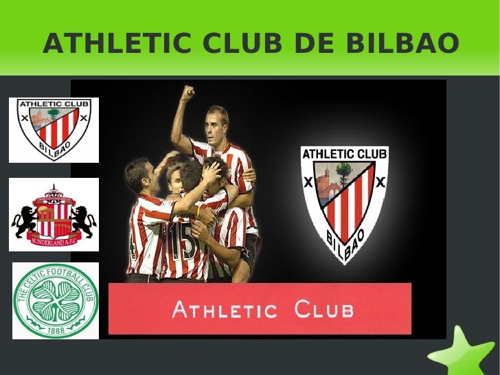 ATHLETIC CLUB DE BILBAO #Diapositiba 2 #Diapositiba 6 #Diapositiba 9