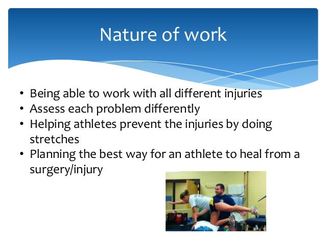 an introduction to the work of a sport trainer If you`re looking to work in the sport and fitness industry this course is for you  introduction to sport and exercise studies   personal trainer level 3 ymca.