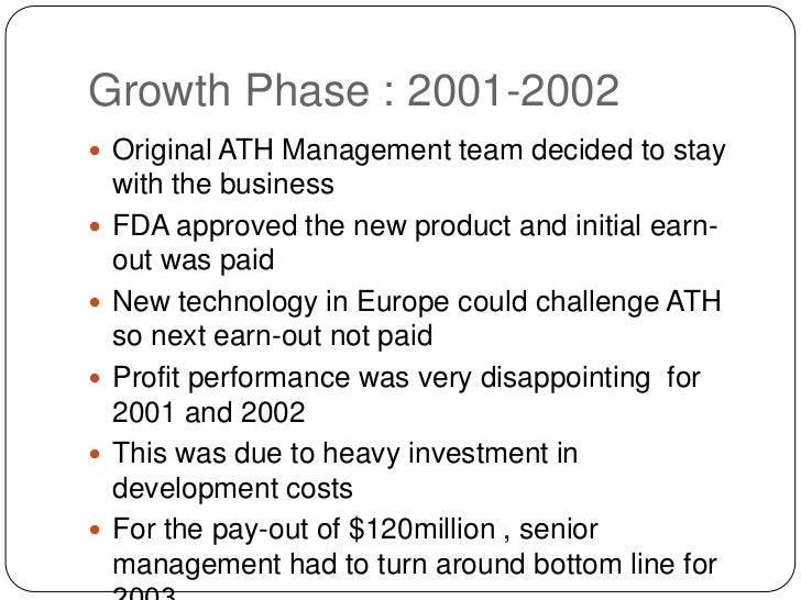 Ath microtechnologies inc a making the numbers