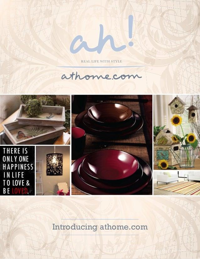 Introducing athome.com