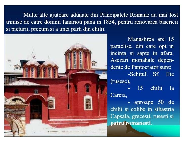 Multe alte ajutoare adunate din Principatele Romane au mai fosttrimise de catre domnii fanarioti pana in 1854, pentru reno...