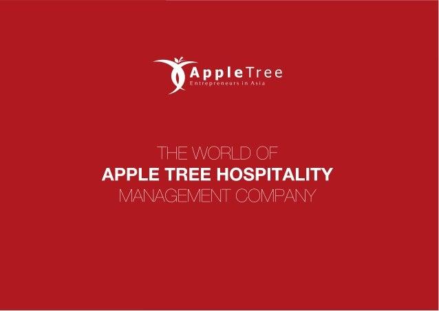 Apple Tree Hospitality Presentation