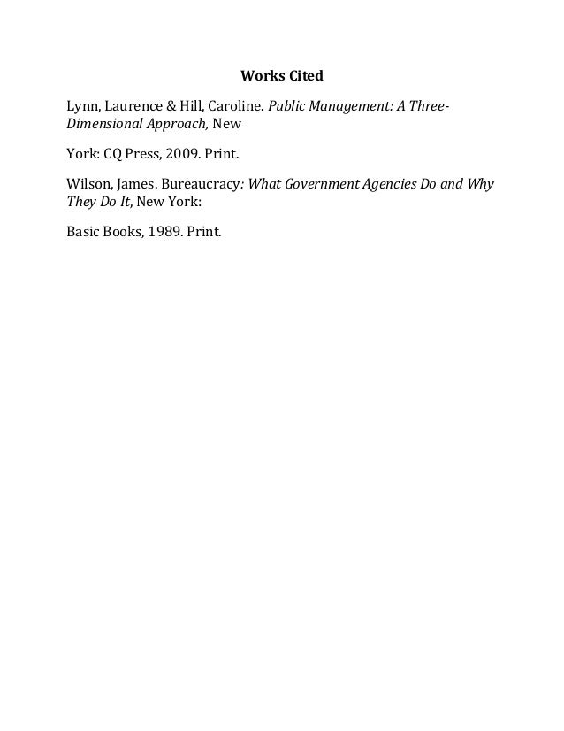 managerial approaches to public administration Public administration is defined by several writers as the use of managerial,  new public management approach  administration through new public.