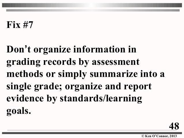 Pearson/ATI Introduction to How to Grade for Learning