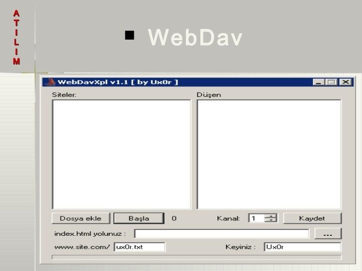 ATILI       WebDavM