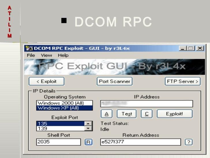 ATILI       DCOM RPCM