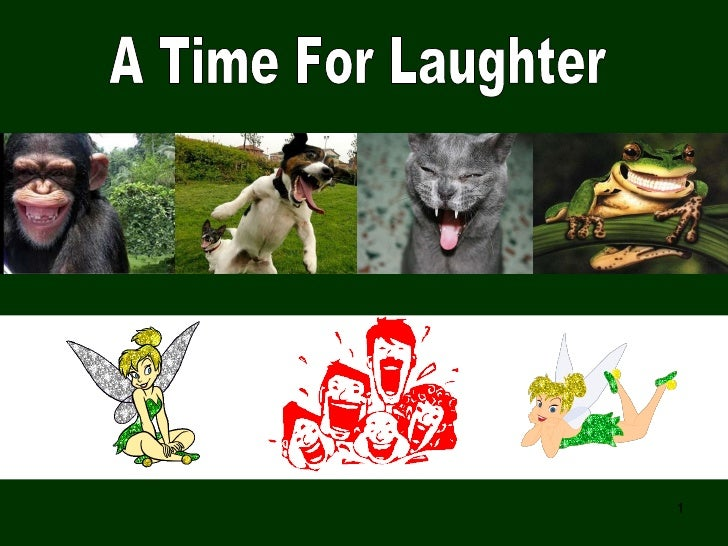A Time For Laughter
