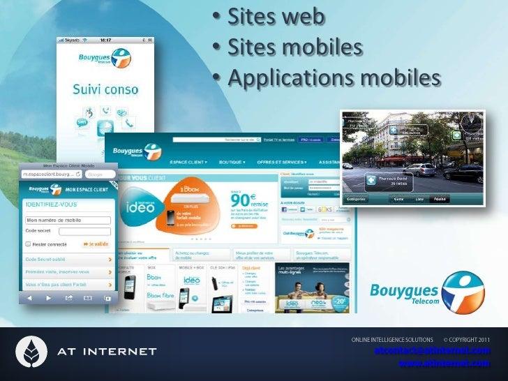 <ul><li>Sites web