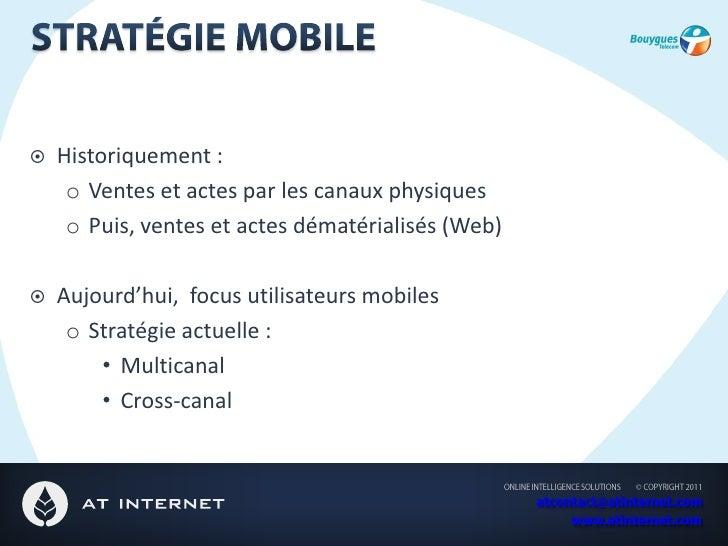 Sites mobiles