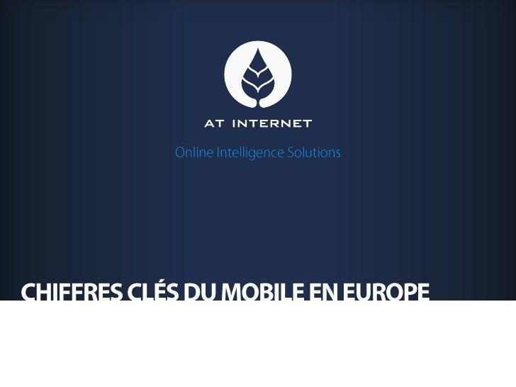 Chiffres clés du mobile en Europe<br />