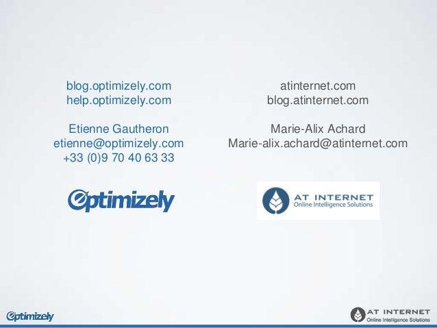[Webinar] Optimisez votre site en alliant Digital Analytics & A/B Testing