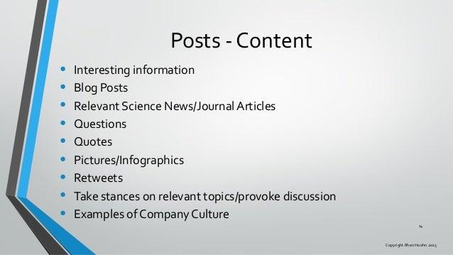 ativa medical social media presentation