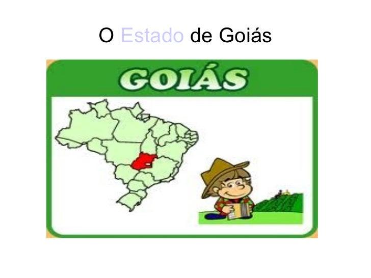 O  Estado  de Goiás