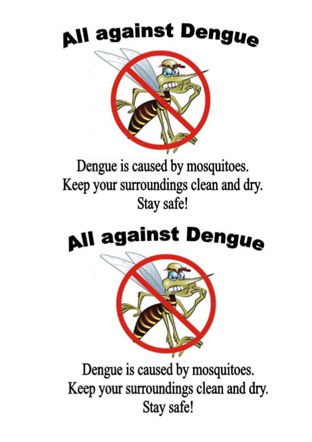 Atividade   dengue is caused by mosquitoes