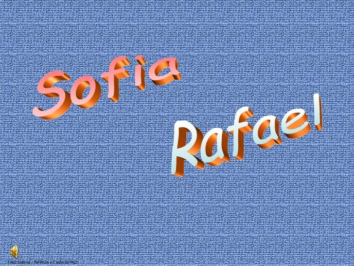 Sofia Rafael