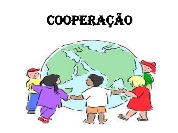 Cooperação<br />
