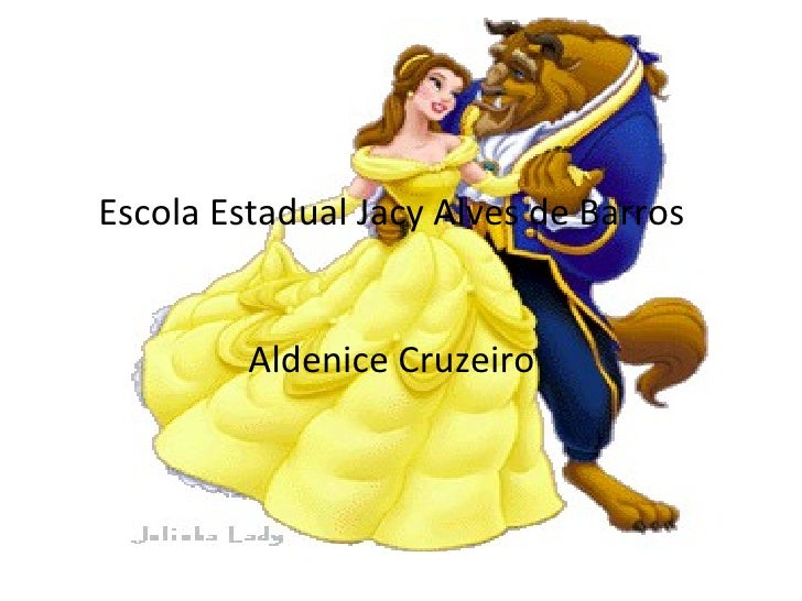 Escola Estadual Jacy Alves de Barros Aldenice Cruzeiro