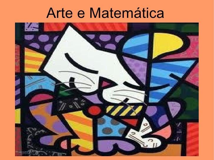 Arte e Matemática
