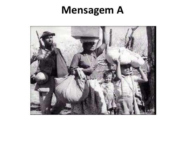 Mensagem A