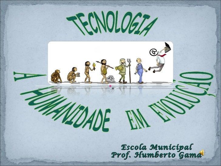 Escola Municipal Prof. Humberto Gama