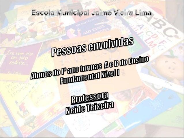 Leitura Deleite: Disponibilizar aos alunos os livros do Cantinho de leitura, ressaltando os cuidados com o seu manuseio. O...