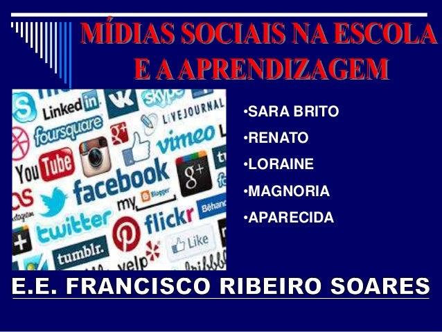 •SARA BRITO •RENATO •LORAINE •MAGNORIA •APARECIDA