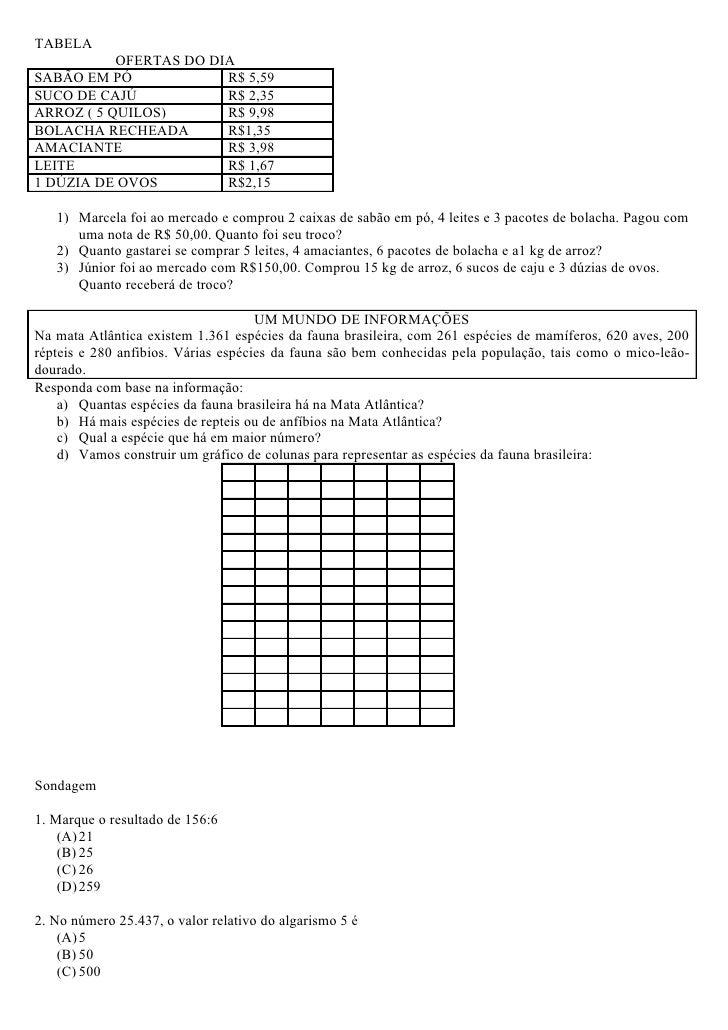 TABELA            OFERTAS DO DIA SABÃO EM PÓ             R$ 5,59 SUCO DE CAJÚ            R$ 2,35 ARROZ ( 5 QUILOS)       R...