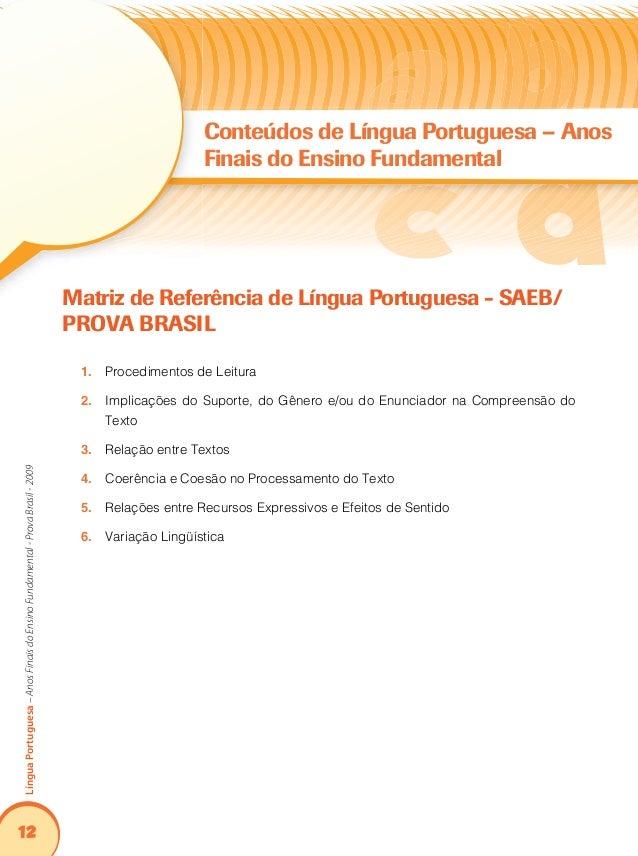 """16 LínguaPortuguesa–AnosFinaisdoEnsinoFundamental-ProvaBrasil-2009 No conto """"Como um filho querido"""" a esposa e o esposo fo..."""