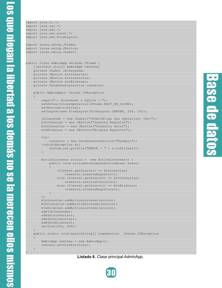 El       código         de      esta        aplicación       estará        disponible       en inforscience.260mb.com/data...
