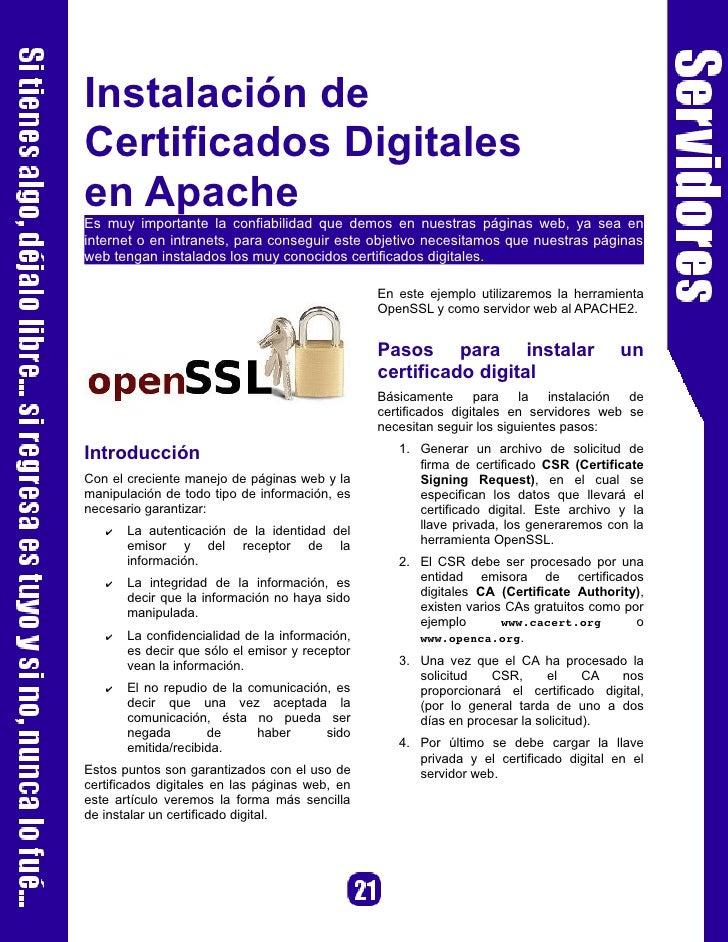 """Vemos el contenido del certificado digital haciendo un clic al recuadro azul:     Luego ingresamos a """"MAS INFORMACIÓN"""" y l..."""