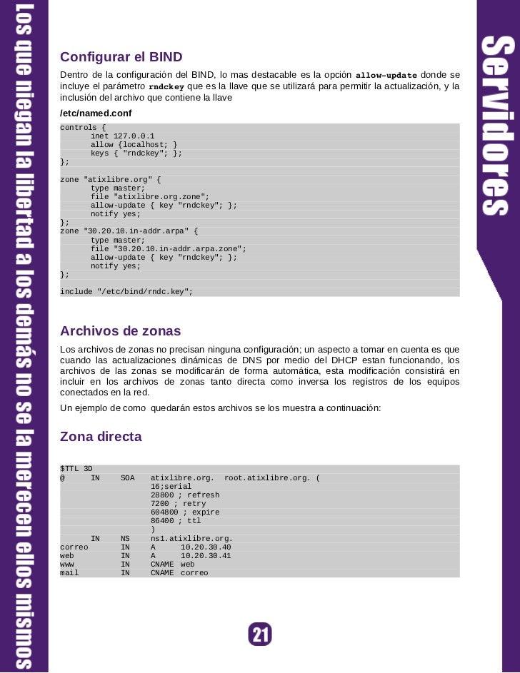 Instalamos y configuramos la parte cliente de NTPPrimeramente debemos verificar que los paquetes tzdata y ntp estén instal...