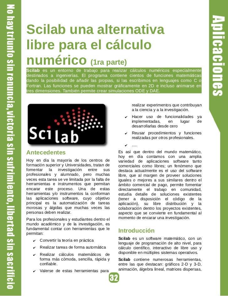 """""""ojeador"""" de la memoria de       date()     Devuelve la Fecha actual                   trabajo de Scilab: permite         ..."""