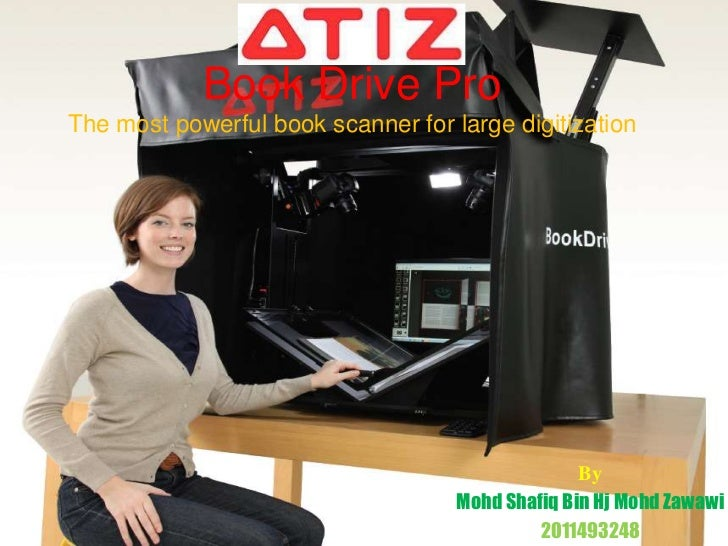 Book Drive ProThe most powerful book scanner for large digitization                                                  By   ...