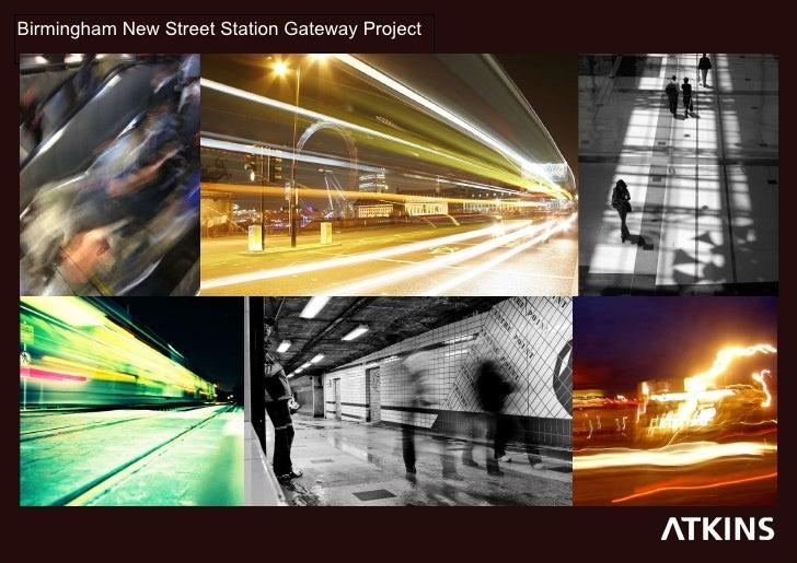 Birmingham New Street Station Gateway Project
