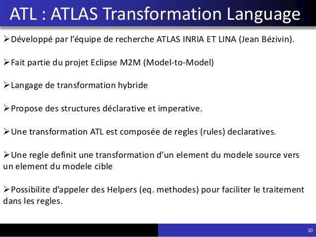 ATLAS Transformation Language
