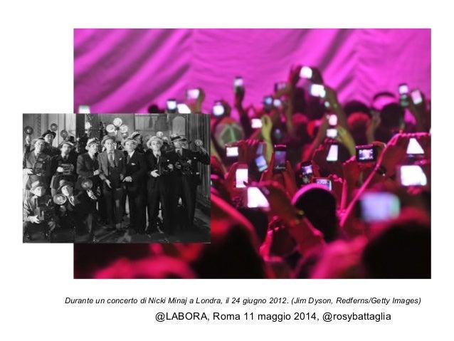 Tools per Social Media Reporter @rosybattaglia per @labora Slide 3