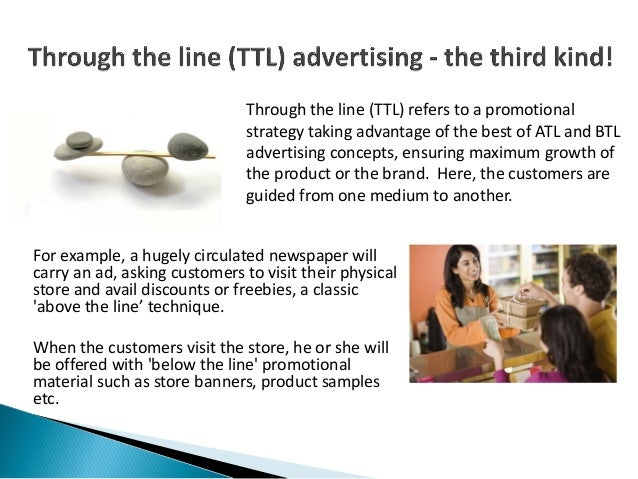 atl & btl activities in marketing