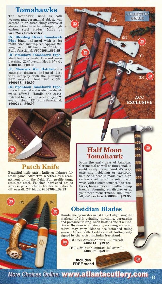 Atlanta Cutlery Unique Knives Military Swords Self