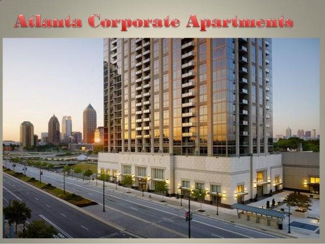 Atlanta corporate apartments