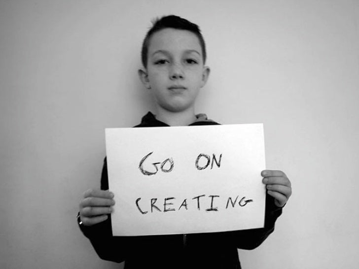 Collaborate. Create. Learn.