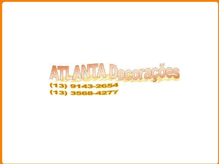Atlanta Decoracoes Persianas