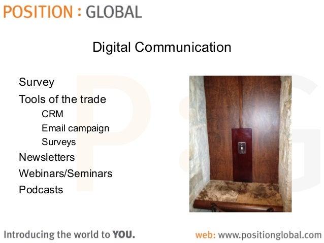 Atlanta Customs Brokers Social Media Presentation